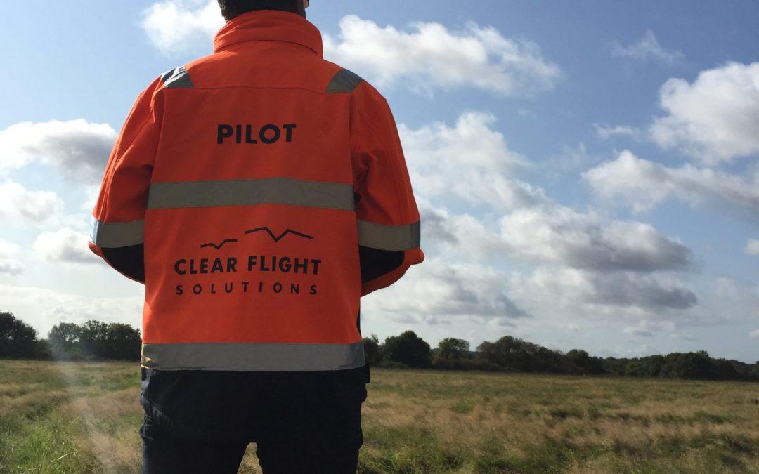 THE DRONE BIRD ANNOUNCES NEW UK & IRELAND SUBSIDIARY